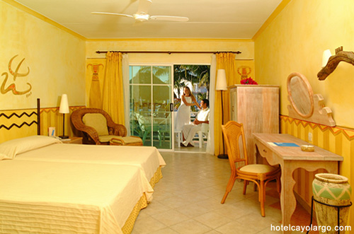 Hotel Sol Cayo Largo Double Standard